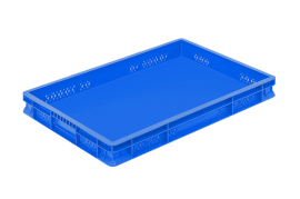 S-6502 plastik kasa
