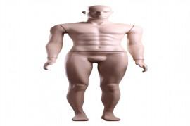 Plastik Erkek Boy Mankenler